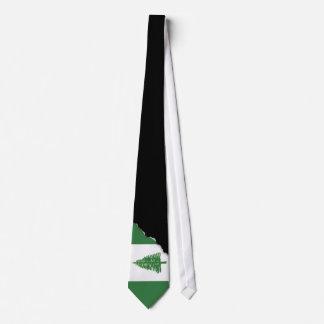Norfolk Island Flag Tie