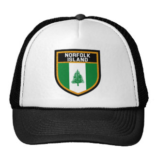 Norfolk Island Flag Trucker Hat