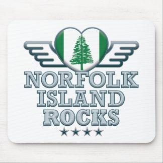 Norfolk Island Rocks v2 Mouse Pad