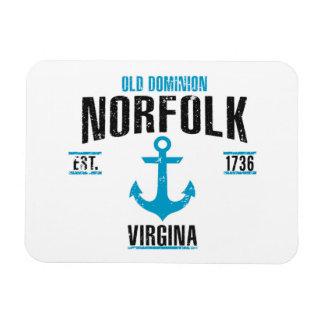Norfolk Magnet