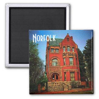 Norfolk Museum Magnet