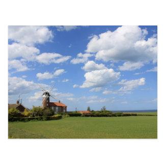Norfolk Skies Postcard