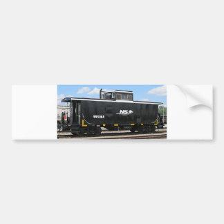 Norfolk Southern Caboose Bumper Sticker