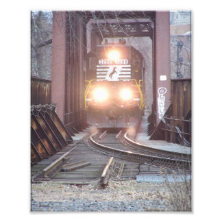 Norfolk Southern Locomotive #3288 Photographic Print