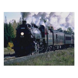 Norfolk/Southern No. 1218 at KeNova WVA Postcard