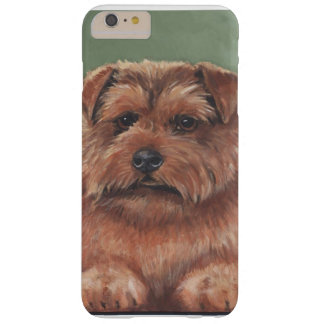 Norfolk Terrier Barely There iPhone 6 Plus Case