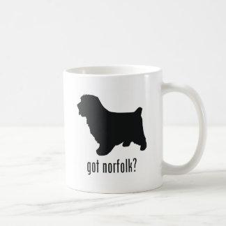 Norfolk Terrier Coffee Mug