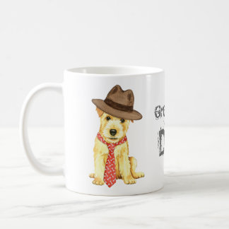 Norfolk Terrier Dad Coffee Mug