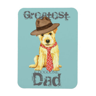Norfolk Terrier Dad Magnet