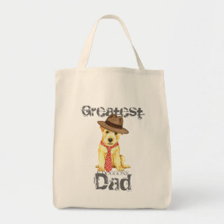 Norfolk Terrier Dad Tote Bag