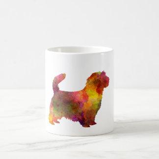 Norfolk Terrier in watercolor Coffee Mug