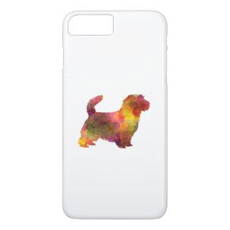 Norfolk Terrier in watercolor iPhone 8 Plus/7 Plus Case