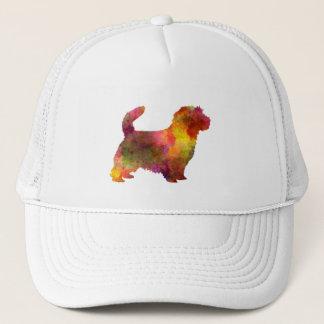 Norfolk Terrier in watercolor Trucker Hat