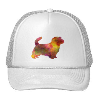 Norfolk Terrier in watercolor Trucker Hat