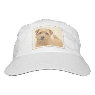 Norfolk Terrier Painting - Cute Original Dog Art Hat
