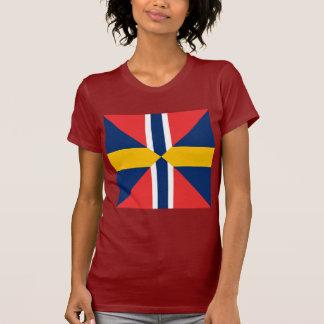 Norge Sverige Sildesalaten, Norway T-Shirt