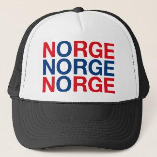 NORGE TRUCKER HAT