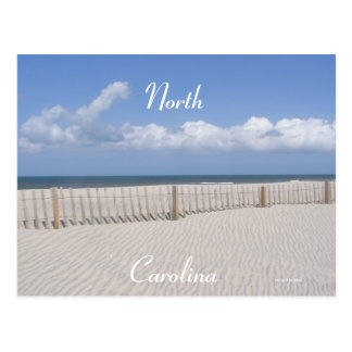 Norh Carolina Postcard