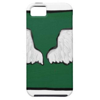 Norht Dakota Tough Wings iPhone 5 Cover