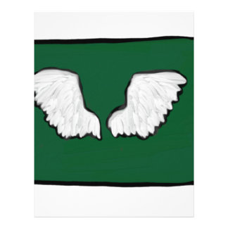 Norht Dakota Tough Wings Letterhead
