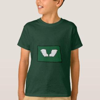 Norht Dakota Tough Wings T-Shirt