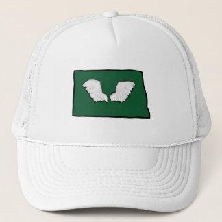 Norht Dakota Tough Wings Trucker Hat