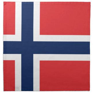 norieguian Flag Napkin