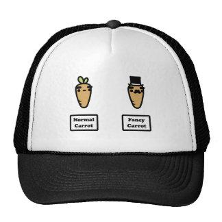 Normal Carrot, Fancy Carrot Trucker Hat