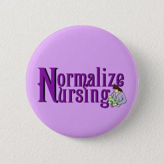 Normalize Nursing 2 Inch Round Button
