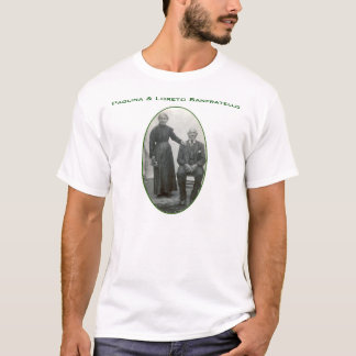 Norman Building in San Fratello T-Shirt