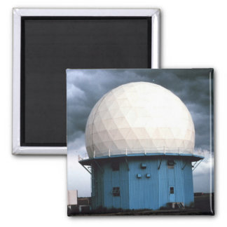Norman Doppler Radar installation Magnet