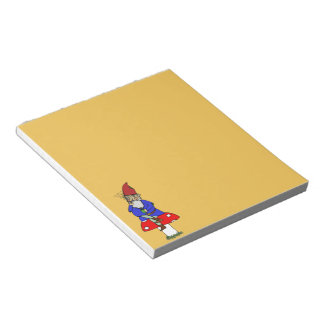 Norman Gnome Notepad