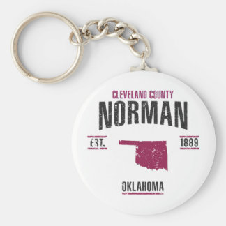 Norman Keychain