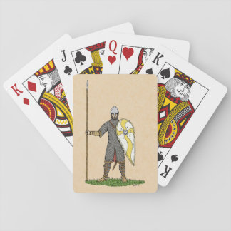 Norman Knight, Circa 1066 Playing Cards