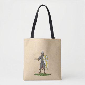 Norman Knight, Circa 1066 Tote Bag