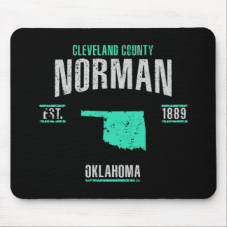 Norman Mouse Pad