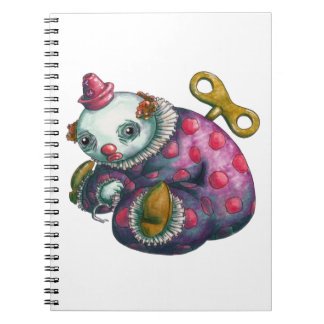 Norman Spiral Notebook