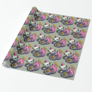 Norman Wrapping Paper