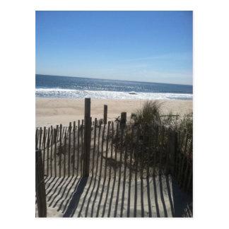 Normandy Beach, New Jersey Postcard