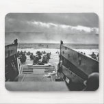 Normandy Invasion at D-Day - 1944 Mousepads
