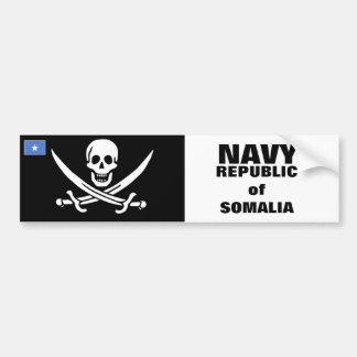 Norme navale somalienne autocollant de voiture