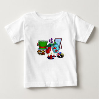 Norooz Cartoon Baby T-Shirt