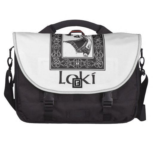 Norse God Loki Bags For Laptop