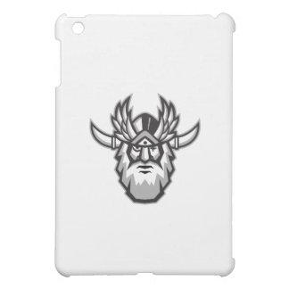 Norse God Odin Head Retro Case For The iPad Mini