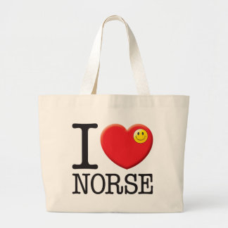 Norse Love Canvas Bags