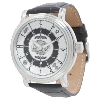 Norse Style Runic Watch...... Watch