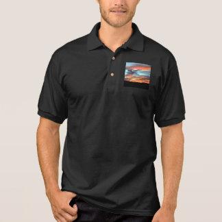 North Alabama Sunset Polo Shirt
