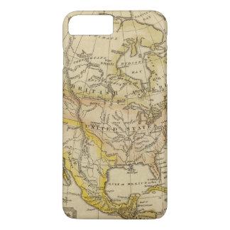 North America 10 2 iPhone 7 Plus Case
