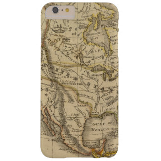 North America 10 Barely There iPhone 6 Plus Case