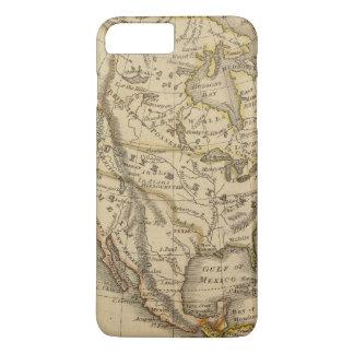 North America 10 iPhone 7 Plus Case